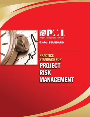 9781933890388: Practice Standard for Project Risk Management