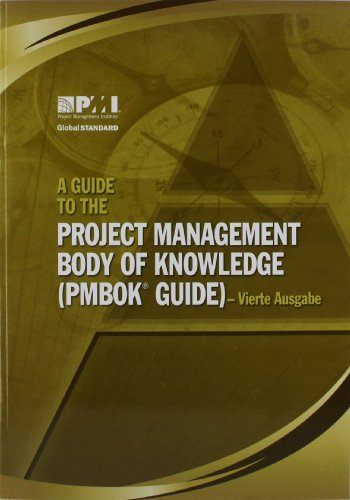 9781933890661: A Guide to the Project Management Body of Knowledge (PMBOK Guide): German Edition