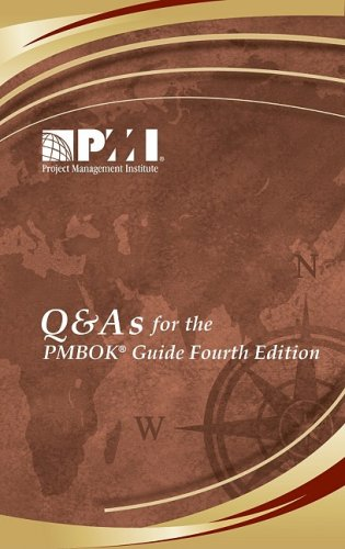 9781933890753: Q & A's for the Pmbok Guide