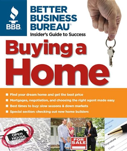 Buying a Home: Better Business Bureau