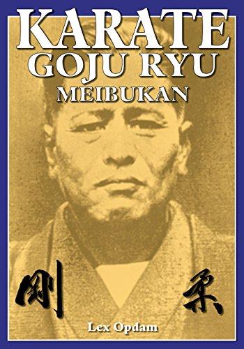 9781933901299: Karate Goju ryu Meibukan