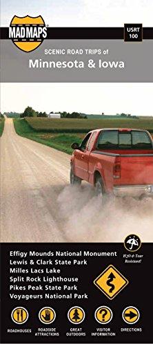 9781933911533: Scenic Road Trips of Minnasota & Iowa 27 Great Drives!