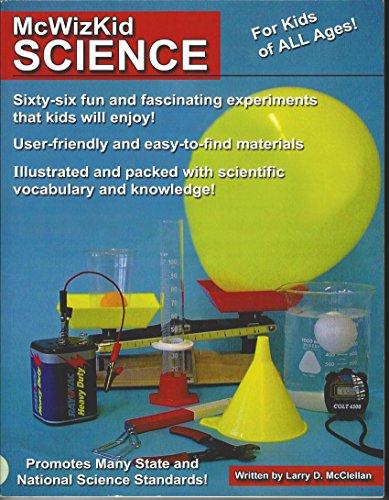 9781933912165: McWizKid Science