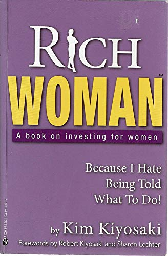 9781933914015: Rich Woman : A Book on Investing for Women