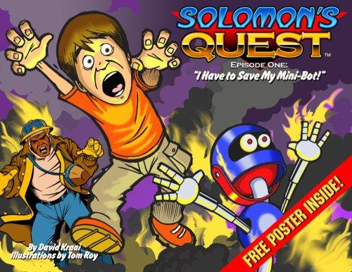 9781933916057: Solomon's Quest - Episode 1: