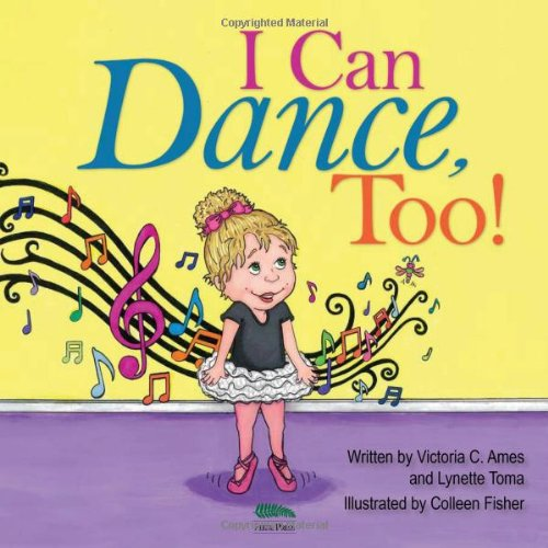 I Can Dance Too: Victoria Ames
