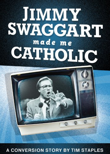 9781933919843: Jimmy Swaggart Made Me Catholic DVD
