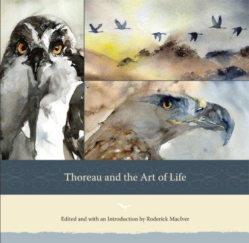 9781933937199: Thoreau and the Art of Life: Precepts and Principles