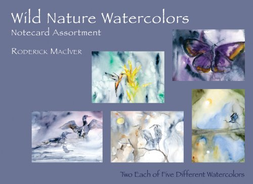 Wild Nature Notecards (Heron Dance Watercolor Notecards) (1933937297) by [???]