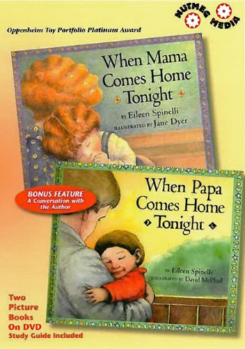 9781933938653: When Mama Comes Home Tonight/When Papa Comes Home Tonight (Children's Picture Books on Video)