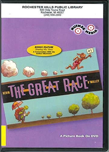 9781933938820: The Great Race (Children's Picture Books on Video)
