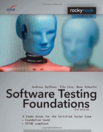 9781933952086: Software Testing Foundations: A Study Guide for the Certified Tester Exam, 2nd Edition