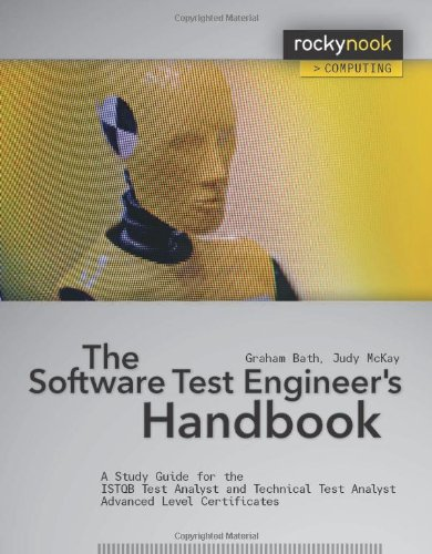 9781933952246: The Software Test Engineer's Handbook: A Study Guide for the ISTQB Test Analyst and Technical Analyst Advanced Level Certificates (Rockynook Computing)