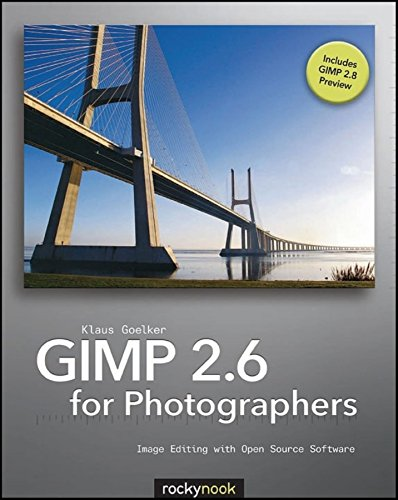 9781933952499: GIMP 2.6 for Photographers: Image Editing with Open Source Software