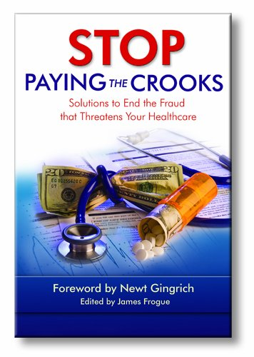 Stop Paying the Crooks: James Frogue, George