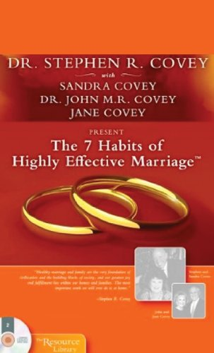 9781933976662: The 7 Habits of Highly Effective Marriage