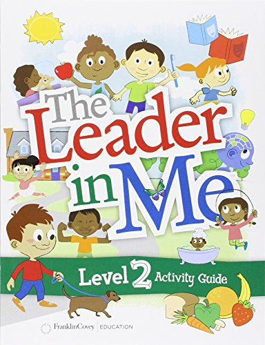 9781933976914: The Leader In Me Activity Guide Level 2