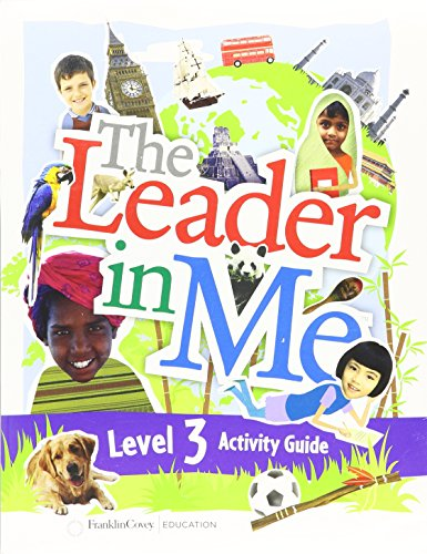 9781933976938: The Leader In Me Activity Guide Level 3
