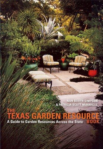 9781933979670: Texas Garden Resource Book: A Guide to Garden Resources Across the State