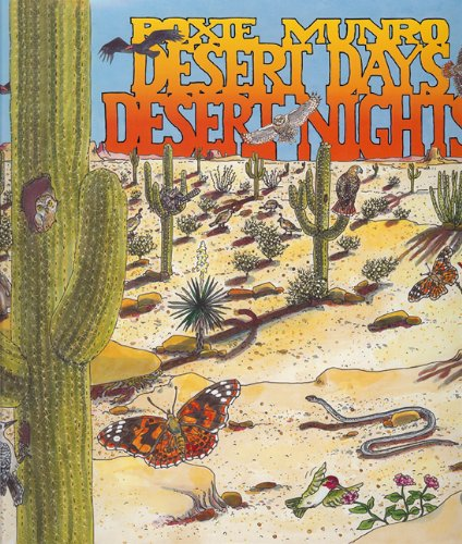 9781933979779: Desert Days, Desert Nights