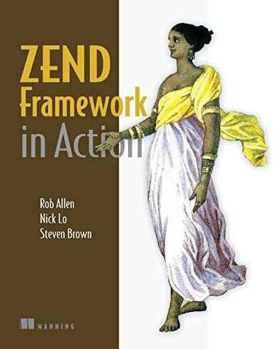 9781933988320: Zend Framework in Action - AbeBooks - Rob Allen
