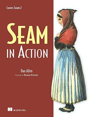 9781933988405: Seam in Action