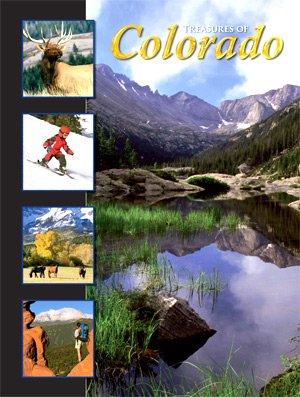 9781933989266: Treasures of Colorado 9x12 (Treasure)
