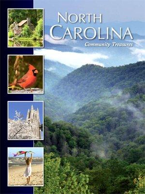 9781933989273: North Carolina Community Treasures 9x12 (Treasure)