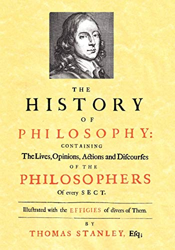 9781933993096: The History of Philosophy (1701)