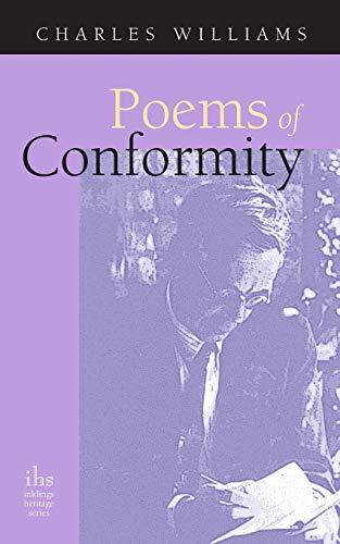 9781933993331: Poems of Conformity