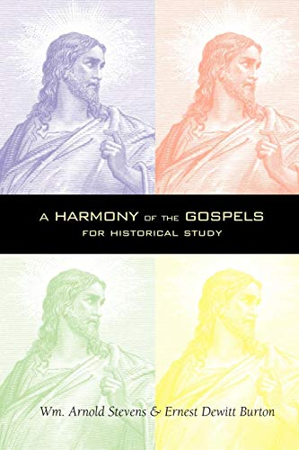 9781933993492: A Harmony of the Gospels