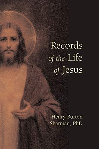 9781933993546: Records of the Life of Jesus