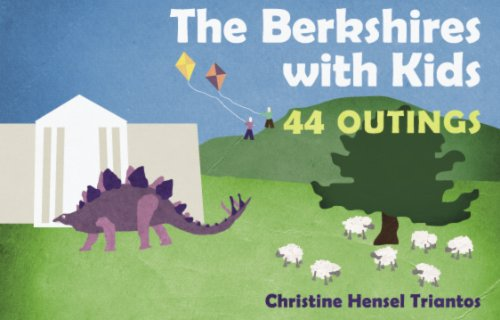 9781933994994: The Berkshires with Kids