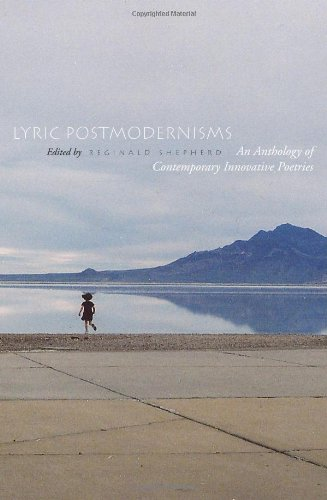 9781933996066: Lyric Postmodernisms: An Anthology of Contemporary Innovative Poetries