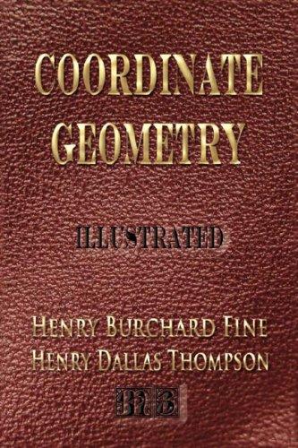 9781933998527: Coordinate Geometry - Illustrated