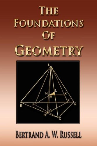 9781933998855: An Essay On The Foundations Of Geometry
