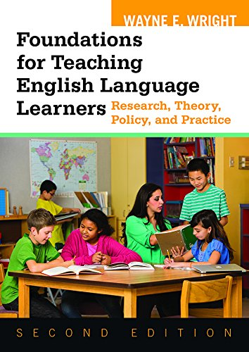 9781934000151: Foundations for Teaching English Language Learners: Research, Theory, Policy, and Practice