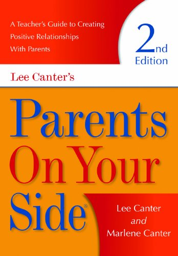 9781934009192: Parents on Your Side: A Teacher's Guide to Creating Positive Relationships With Parents