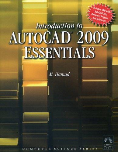 9781934015285: AutoCAD 2009 Essentials (Computer Science)