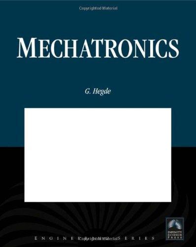 9781934015292: Mechatronics (Engineering)
