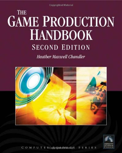 9781934015407: The Game Production Handbook
