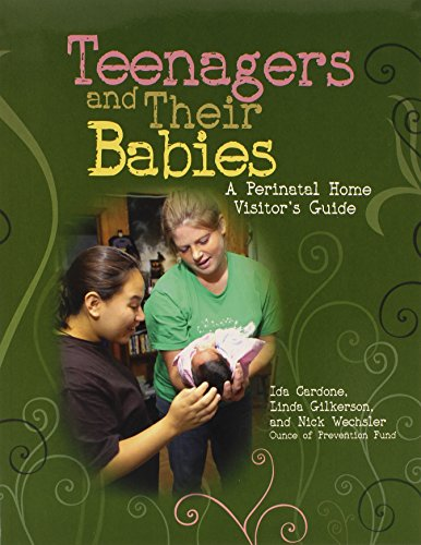 9781934019160: Teenagers And Their Babies: A Perinatal Home Visitor's Guide