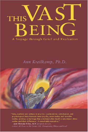 9781934023204: This Vast Being: A Voyage through Grief and Exaltation