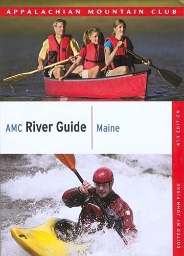 9781934028155: AMC River Guide Maine (AMC River Guide Series)