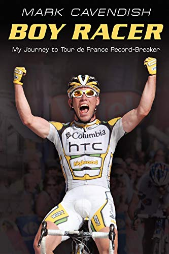 9781934030646: Boy Racer: My Journey to Tour de France Record-Breaker
