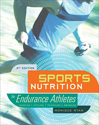 9781934030820: Sports Nutrition for Endurance Athletes, 3rd Ed.