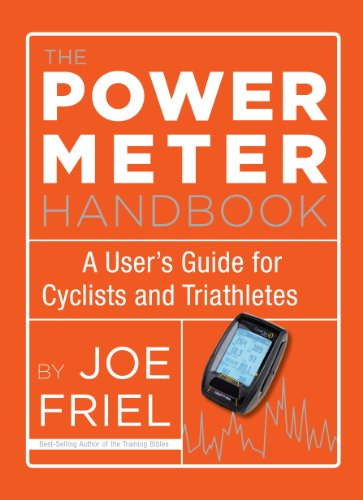 9781934030950: The Power Meter Handbook: A User's Guide for Cyclists and Triathletes