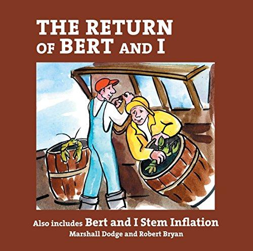 The Return of Bert and I: Also includes Bert & I Stem Inflation: Dodge, Marshall; Bryan, Robert