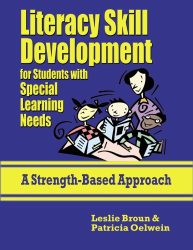 9781934032077: Literacy Skill Development for Students with Special Learning Needs