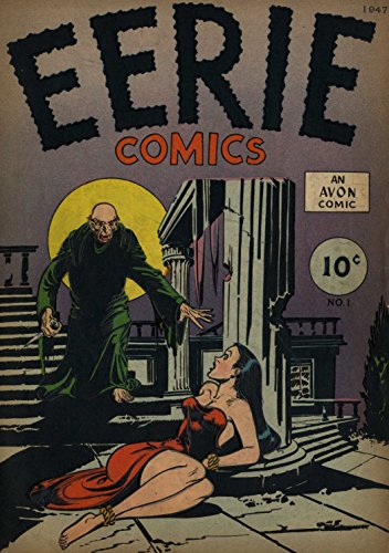 9781934044124: Eerie Comics #1 (Flashback Replica #5)